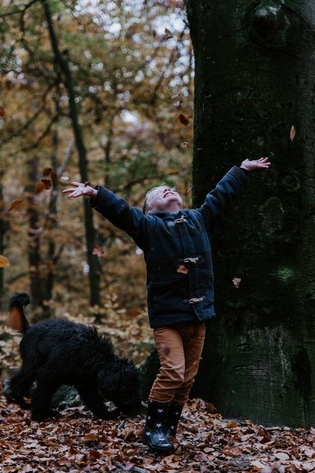 дете-в-гората