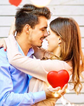 романтична фотосесия за двама