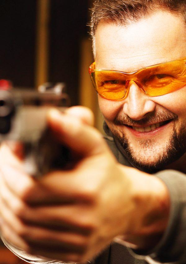 стрелба с топ пет оръжия