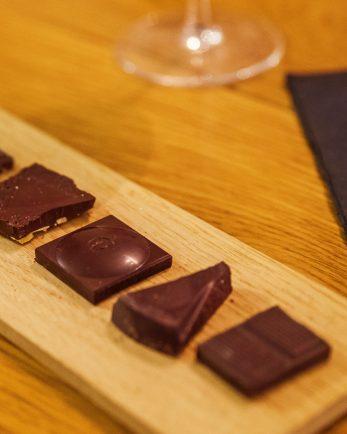 дегустация на шоколад