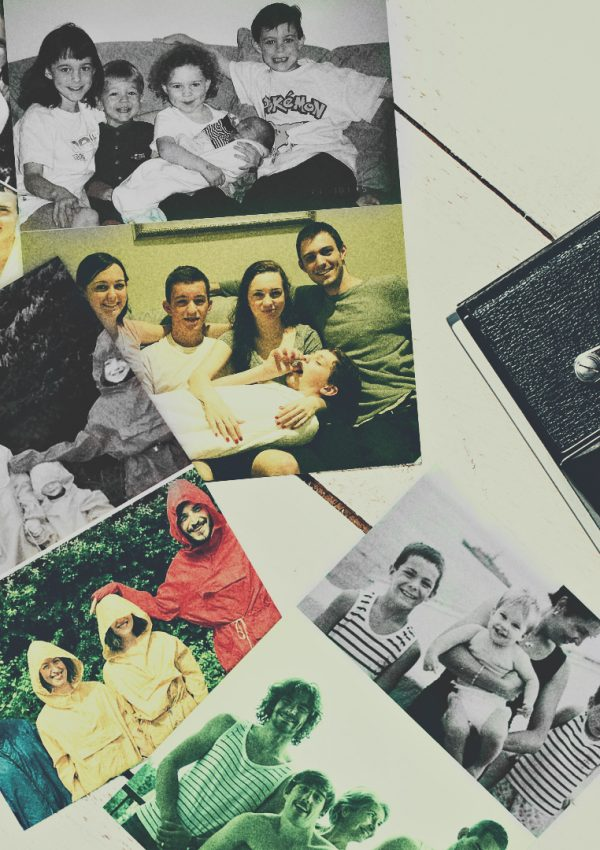 пресъздаване на стари снимки