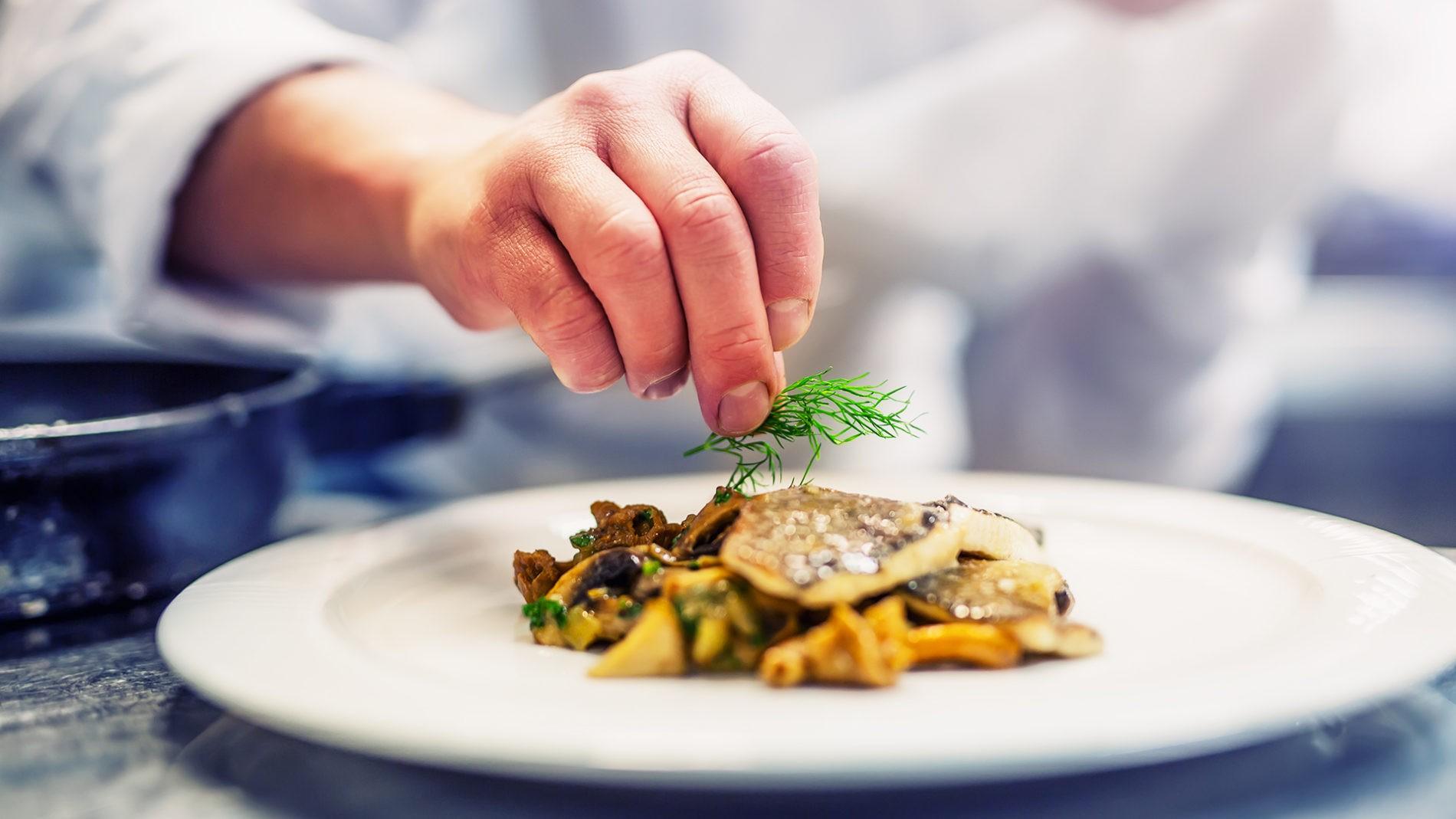 частен готвач във твойя дом