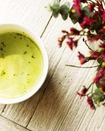 дегустация японски чай
