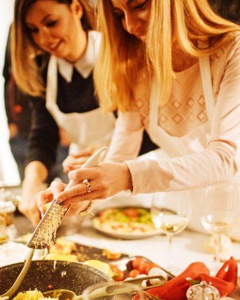 кулинарен курс у дома