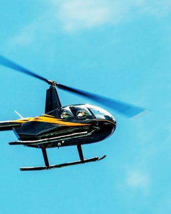 Подарък за мъж който винаги е мечтал да лети във хеликоптър